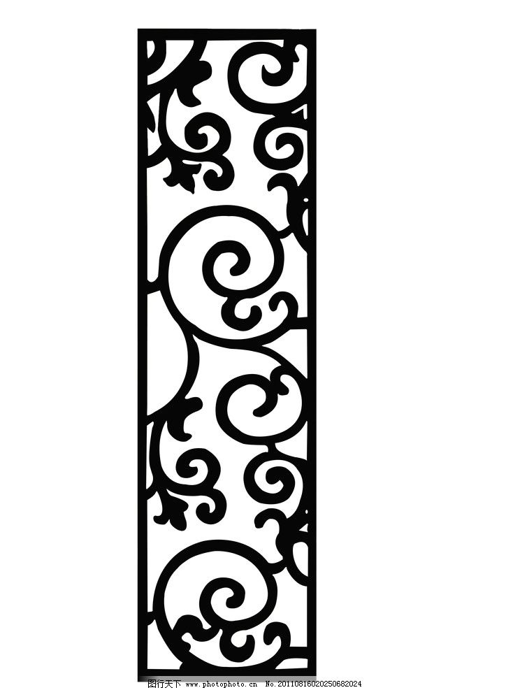 窗格 欧式 长方格