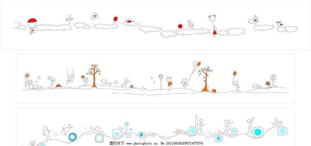 幼儿园玻璃墙画图片_设计案例