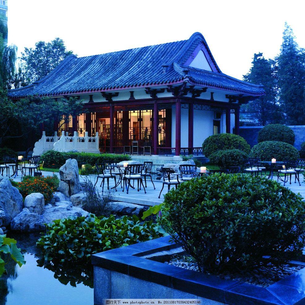 中式园林建筑图片图片
