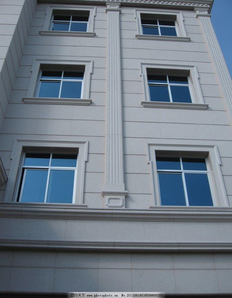 新中式建筑窗套