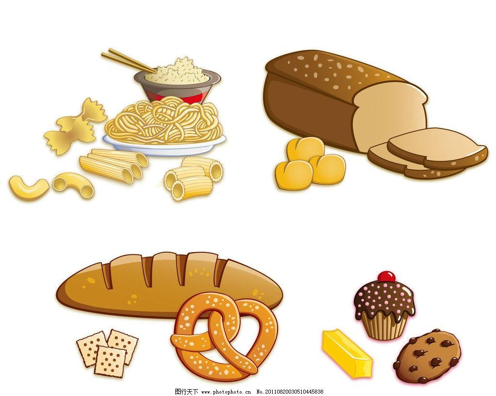 面包 矢量 png