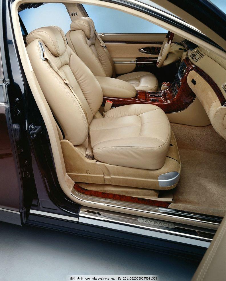 宽敞车门内景 车门 前门 车内 驾驶员 座椅 配件 汽车 名车 豪车 跑车
