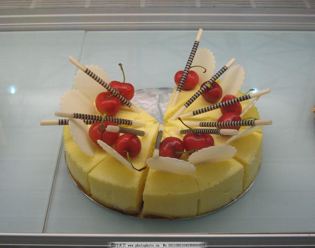 科技小制作小蛋糕