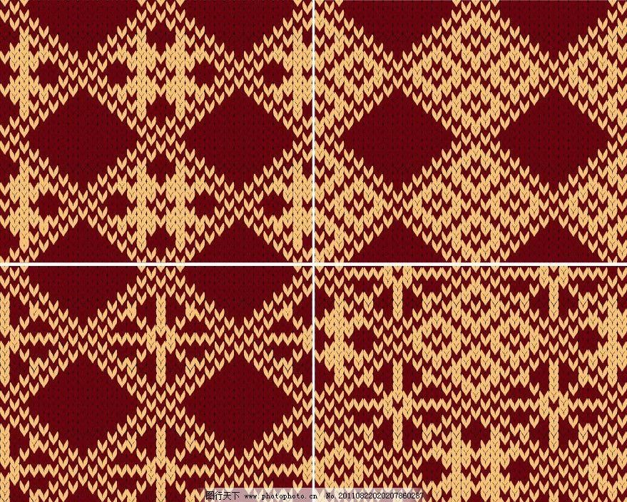 无缝欧式花纹地毯花纹图片