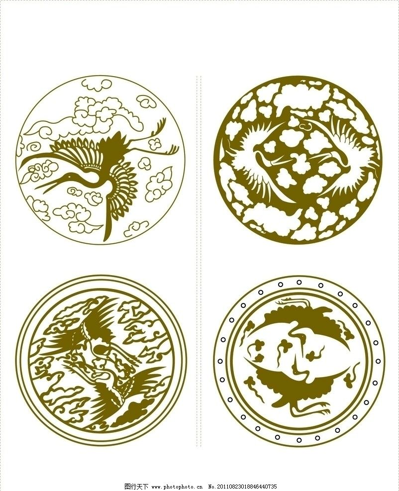 中国传统吉祥图案图片