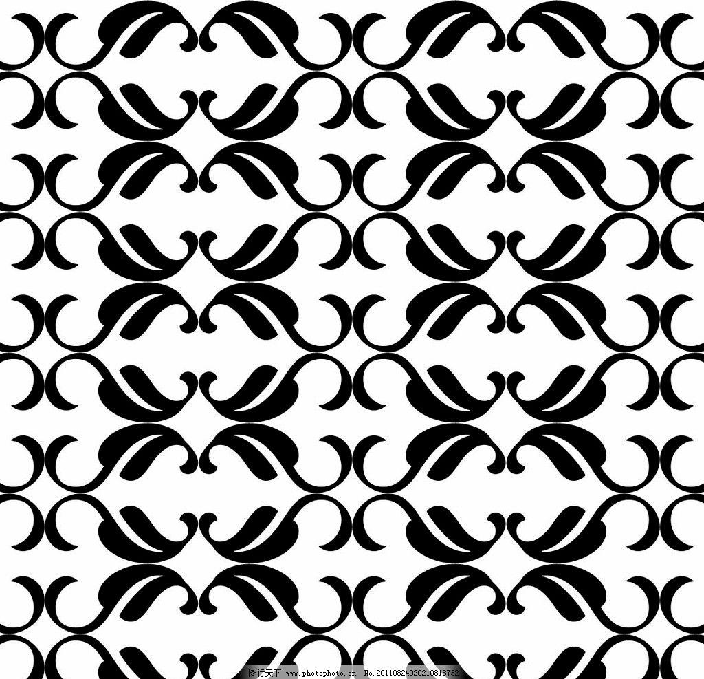 叶子花纹 花纹 心形 叶子 背景底纹 底纹边框 设计 300dpi jpg