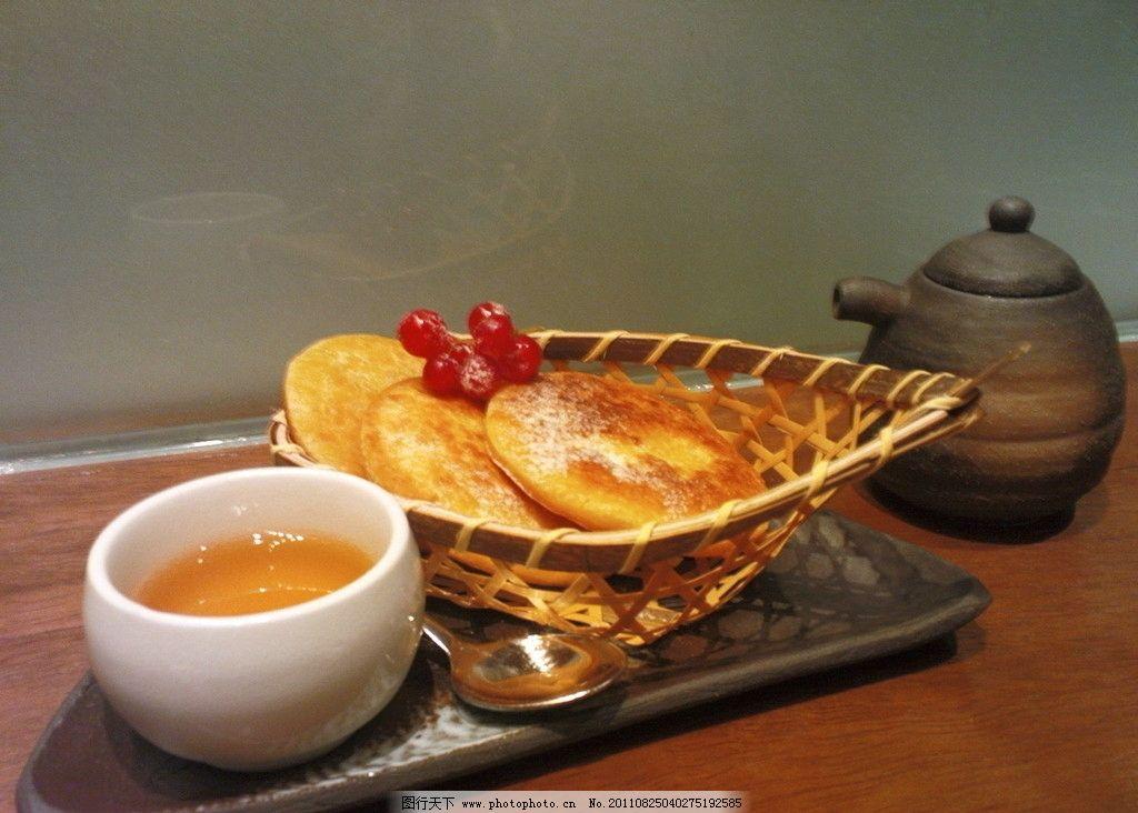 南瓜小饼 中式茶点 南瓜泥面制饼 轻甜食品 风味小吃 中餐点心图片