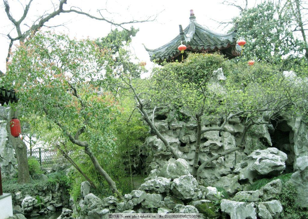 苏州园林图片