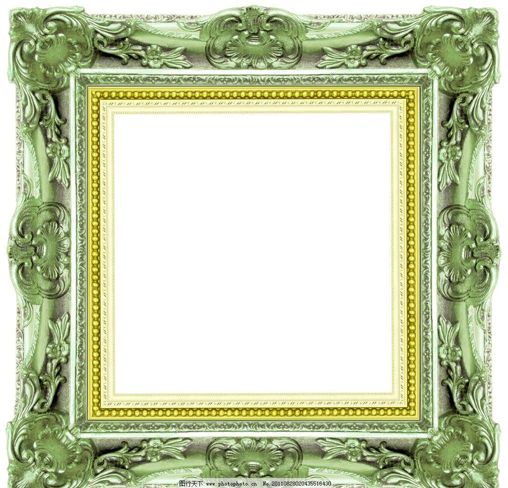欧式相框图片_边框相框