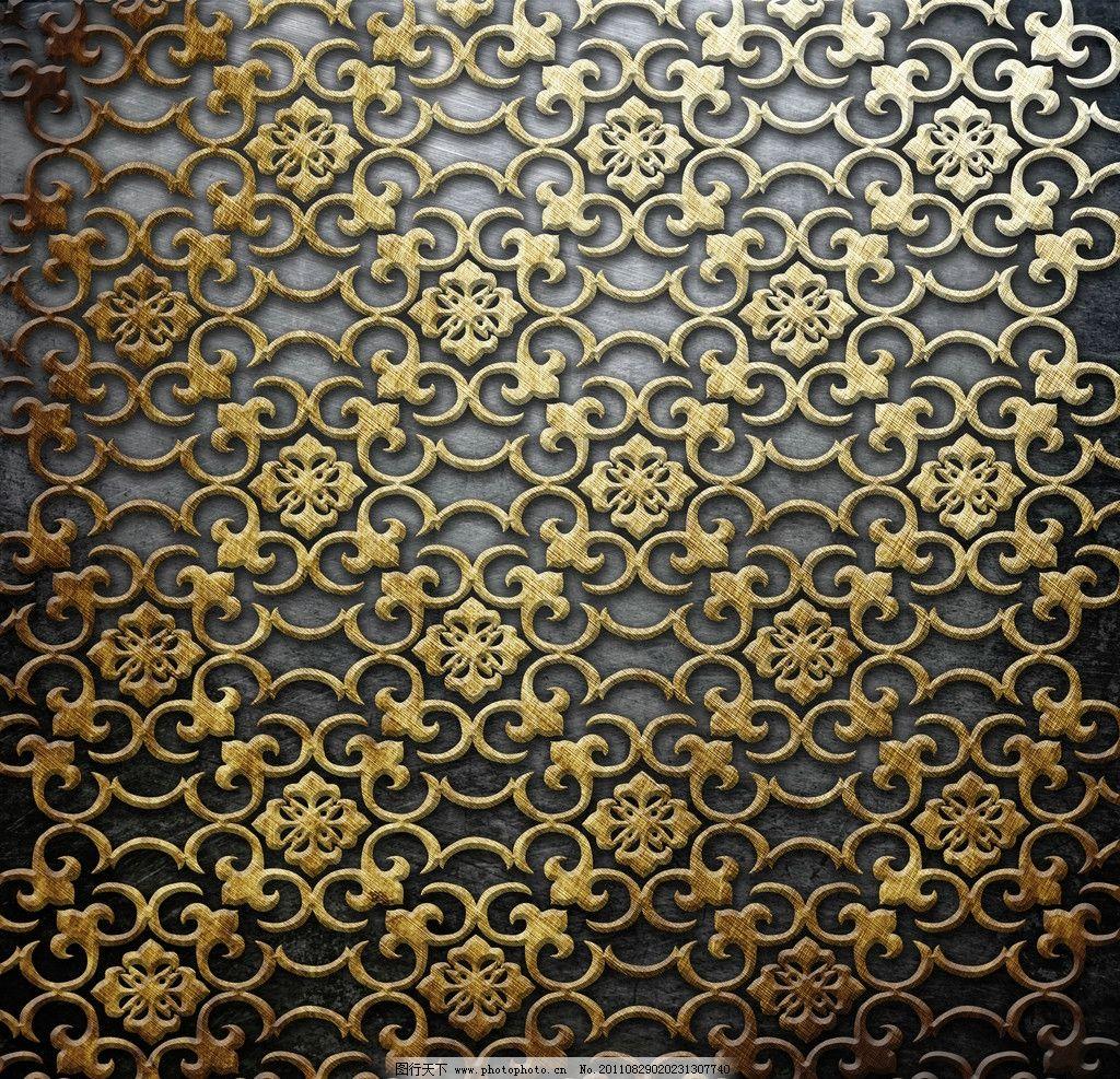 花纹屏风 尊贵 高档 质感 金属感 欧式花纹 尊贵花纹 古典花纹 镂空