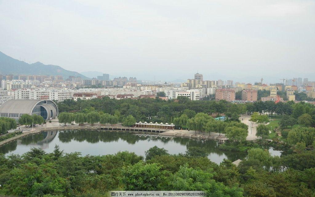 李村公园小西湖 公园美景 青岛 李村公园 小西湖 湖水 倒影 绿树 特色