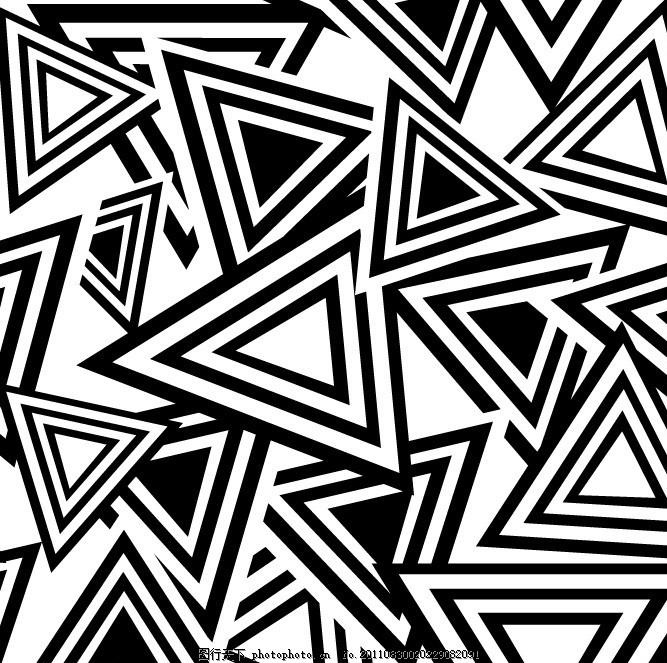创意信息几何图形图片