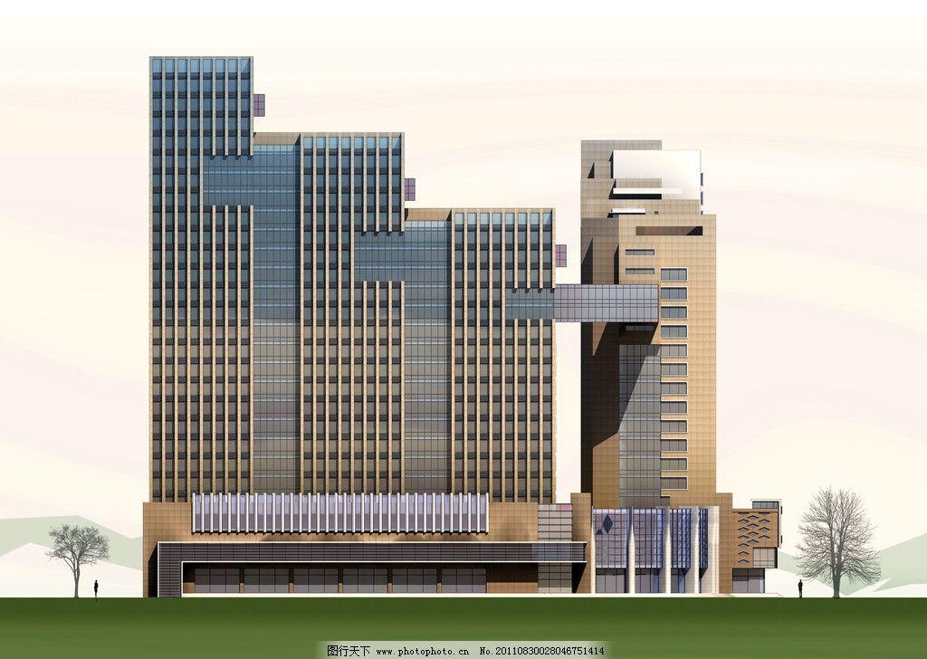 建筑立面设计图片