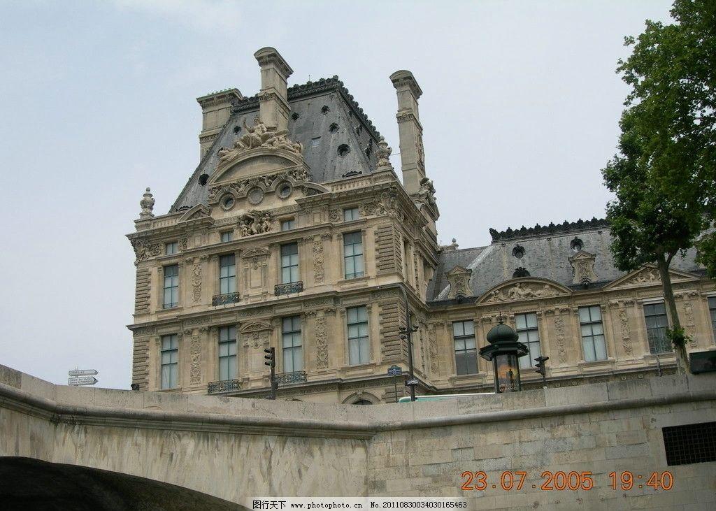 建筑 古建筑 欧式建筑