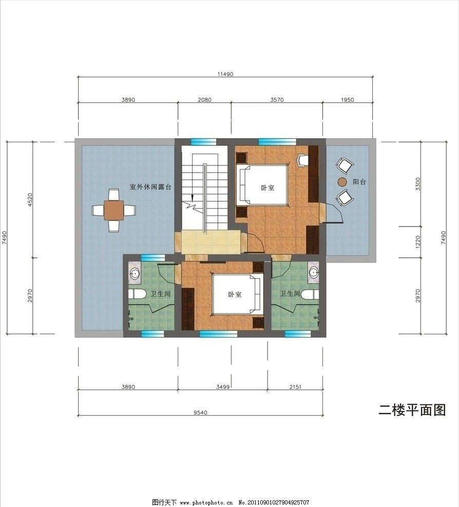 房屋平面图图片图片