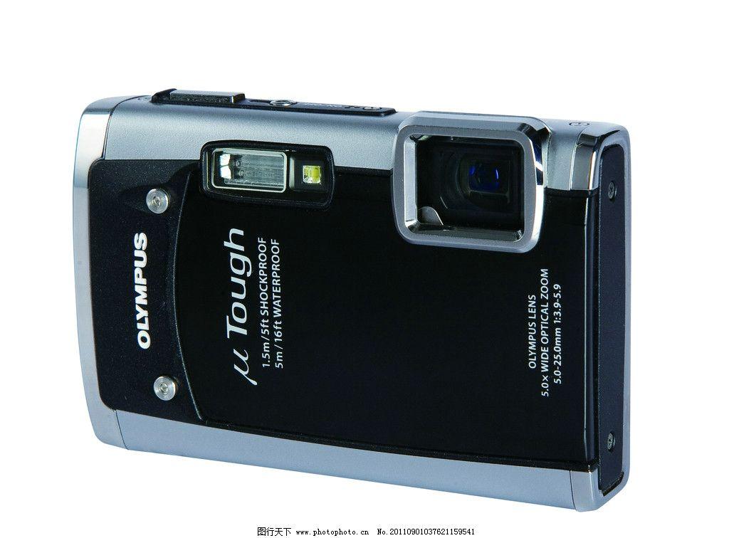 数码相机 相机 奥林帕斯 卡片相机 闪光灯 旅游 便携式 摄影 数码家电