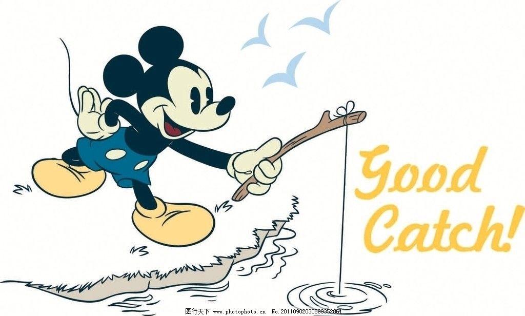 迪士尼米老鼠 米老鼠和唐老鸭 鸭子 老鼠 动物 卡通动漫 海报设计