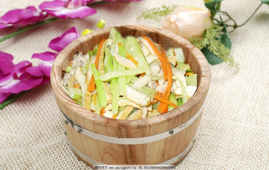 木桶饭 传统美食 餐饮美食