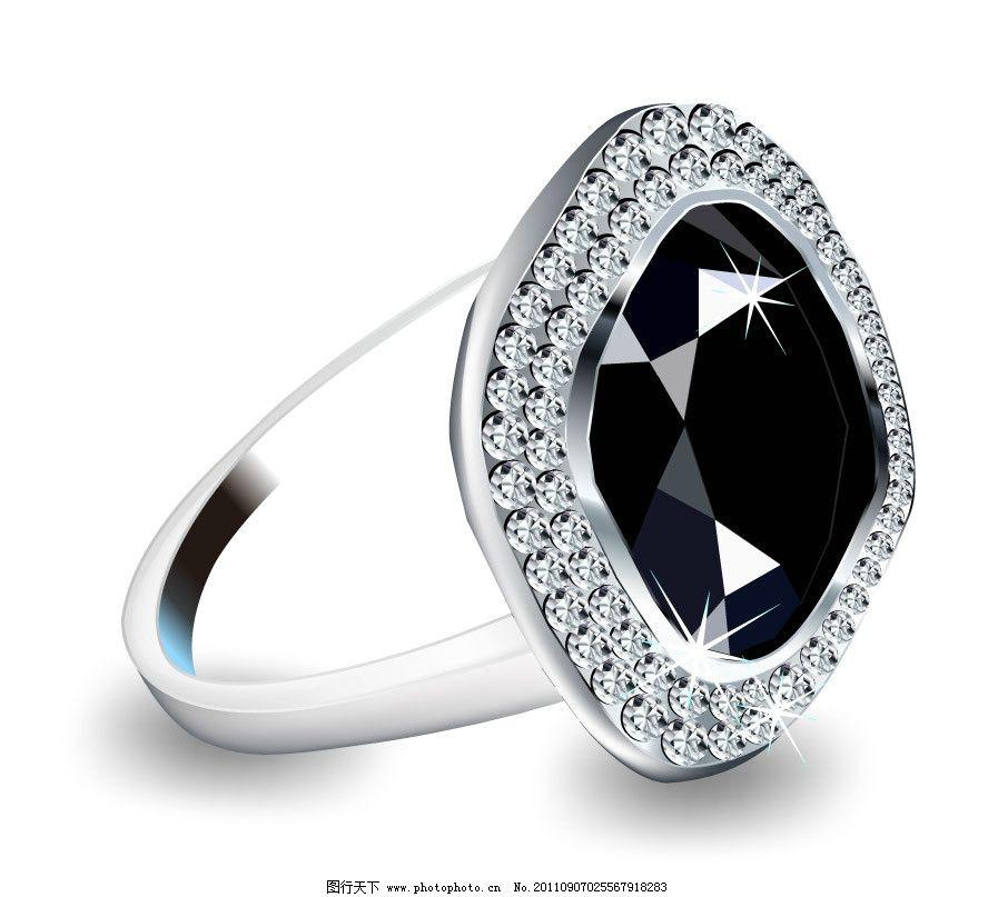 珠宝钻石戒指