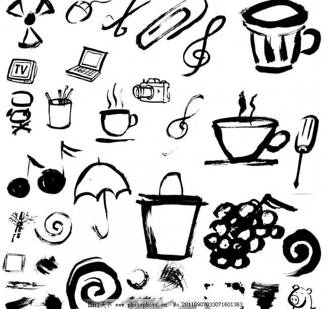 300DPI psd PS笔刷 办公椅 笔筒 别针 茶杯 电脑 工具 画框 各种画笔图案 生活用品风扇 别针 茶杯 办公椅 音符 葡萄 工具 电脑 雨伞 小猪 画框 植物 笔筒 剪刀 鼠标 其他笔刷 ps笔刷 源文件 300dpi psd
