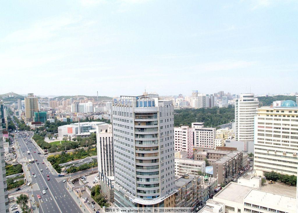 乌鲁木齐 城市风景 高楼 大厦 风景图片 建筑景观 自然景观 摄影 314