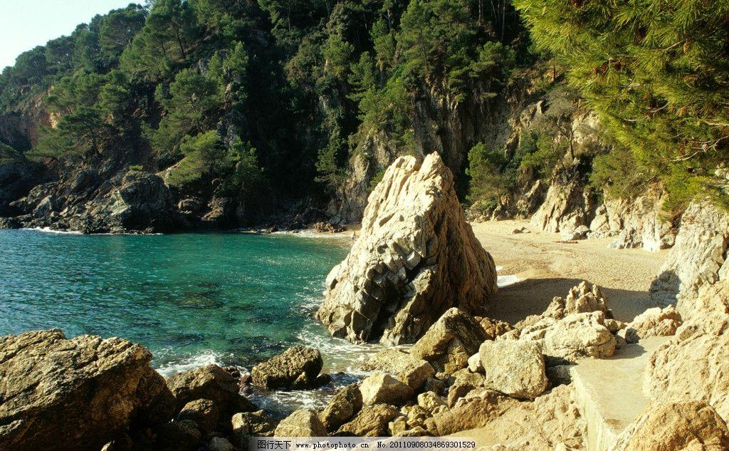 自然风景 石头 海边 海岸 大海 旅游 国外旅游 度假 休闲风景