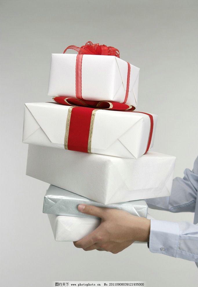盒子/拿在手里的盒子图片