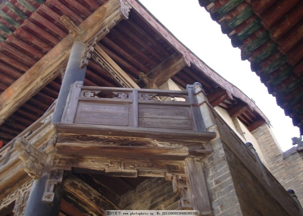 木雕 木房子 建筑摄影 建筑园林 摄影 72dpi jpg
