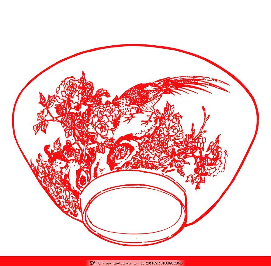 吉祥图案 古典图案 古典纹样 剪纸 春节 年画 传统年画 纹样 边框图案