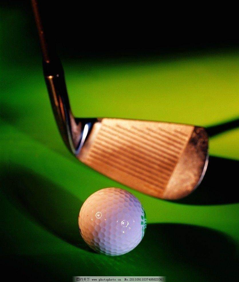 高尔夫球杆图片
