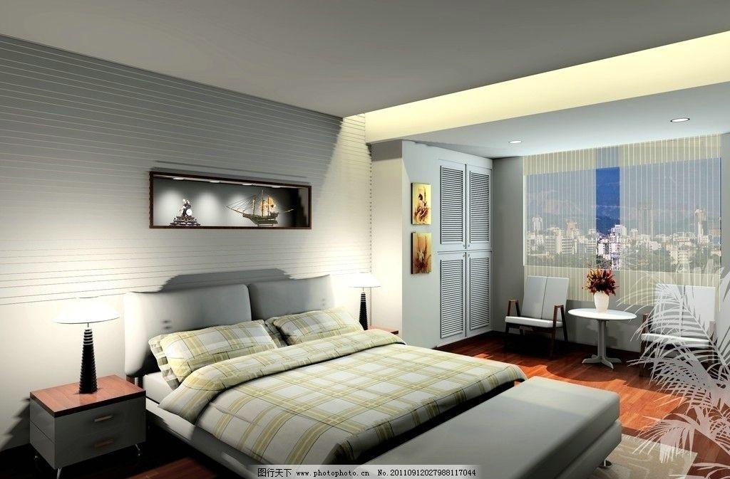臥室裝修效果圖圖片