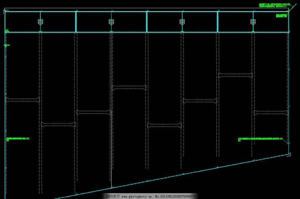 钢结构厂房一层接地平面图图片