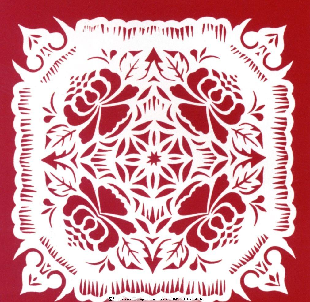 牡丹花 中国传统图案 图案 中国设计 剪纸 牡丹 中国风 传统图案 花纹