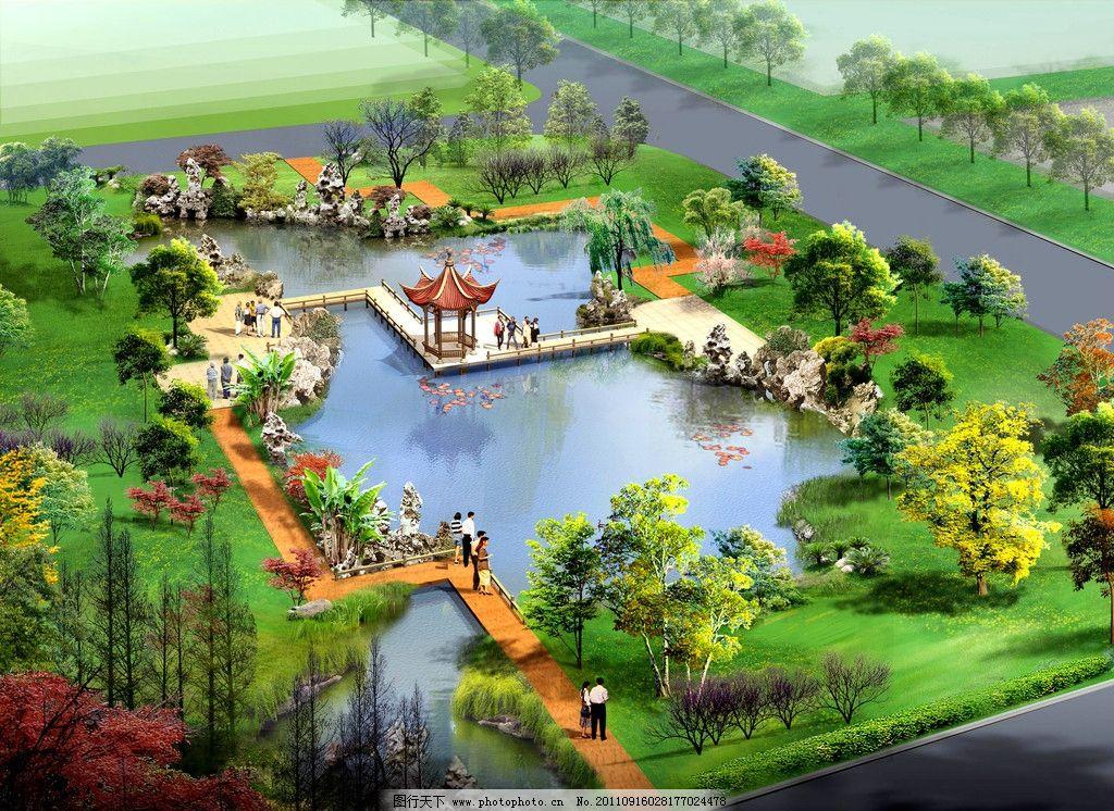 设计图库 环境设计 景观设计    上传: 2011-9-15 大小: 5.