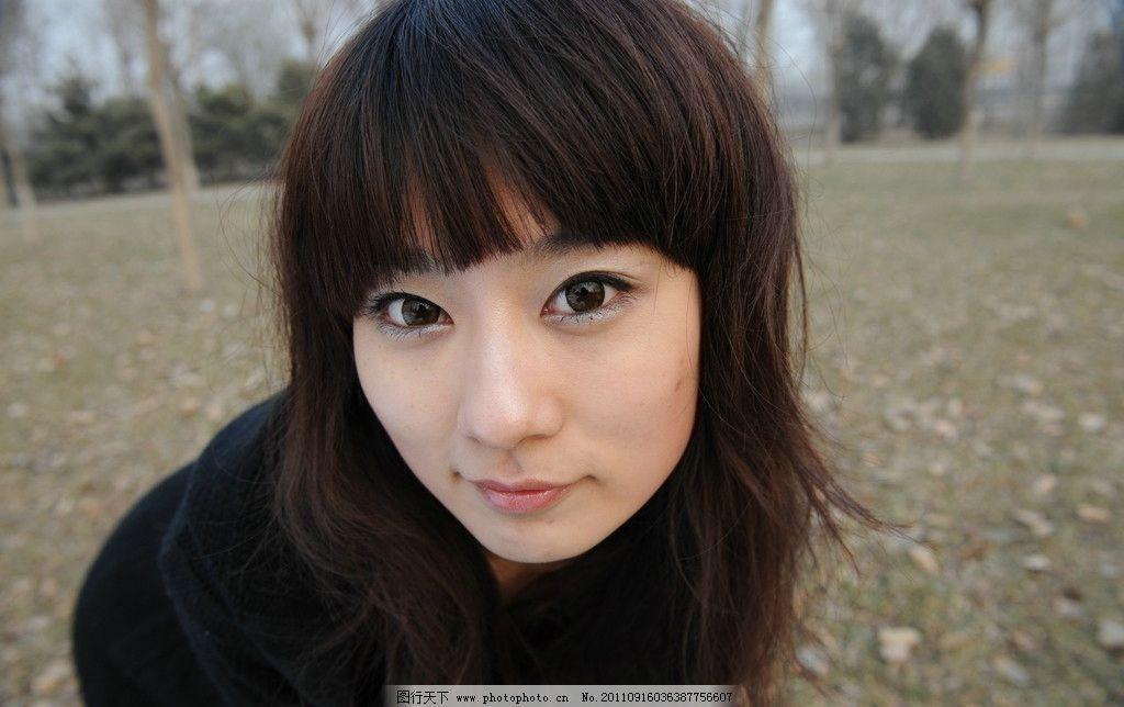 清纯美女 清纯 美女 漂亮 气质 模特 少女 可爱 特写 长发 外拍 生活