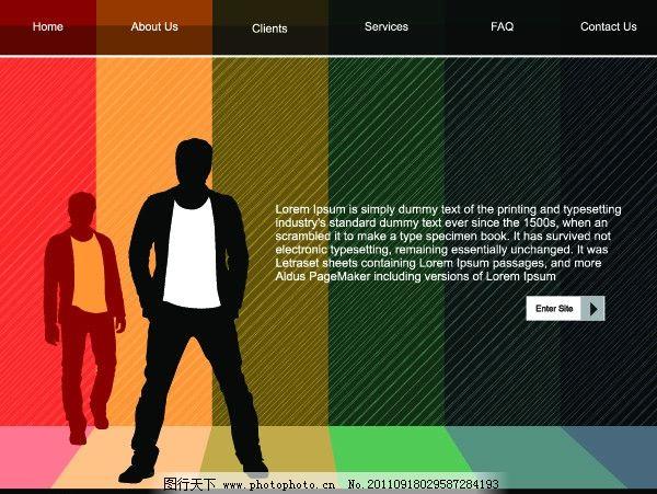网站设计网页美工,网页设计音响小鸟网页素材图片模板海报设计v网页图片