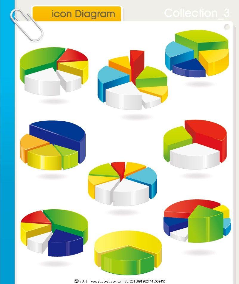 统计分析矢量 数据 统计 财务 分析 图表 走势 趋势 上升 理财 报表