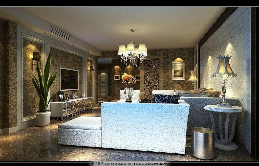 室内设计 现代 低调 奢华