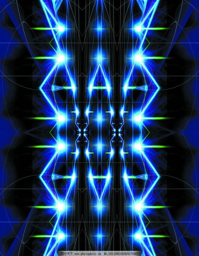 科技蓝光图片