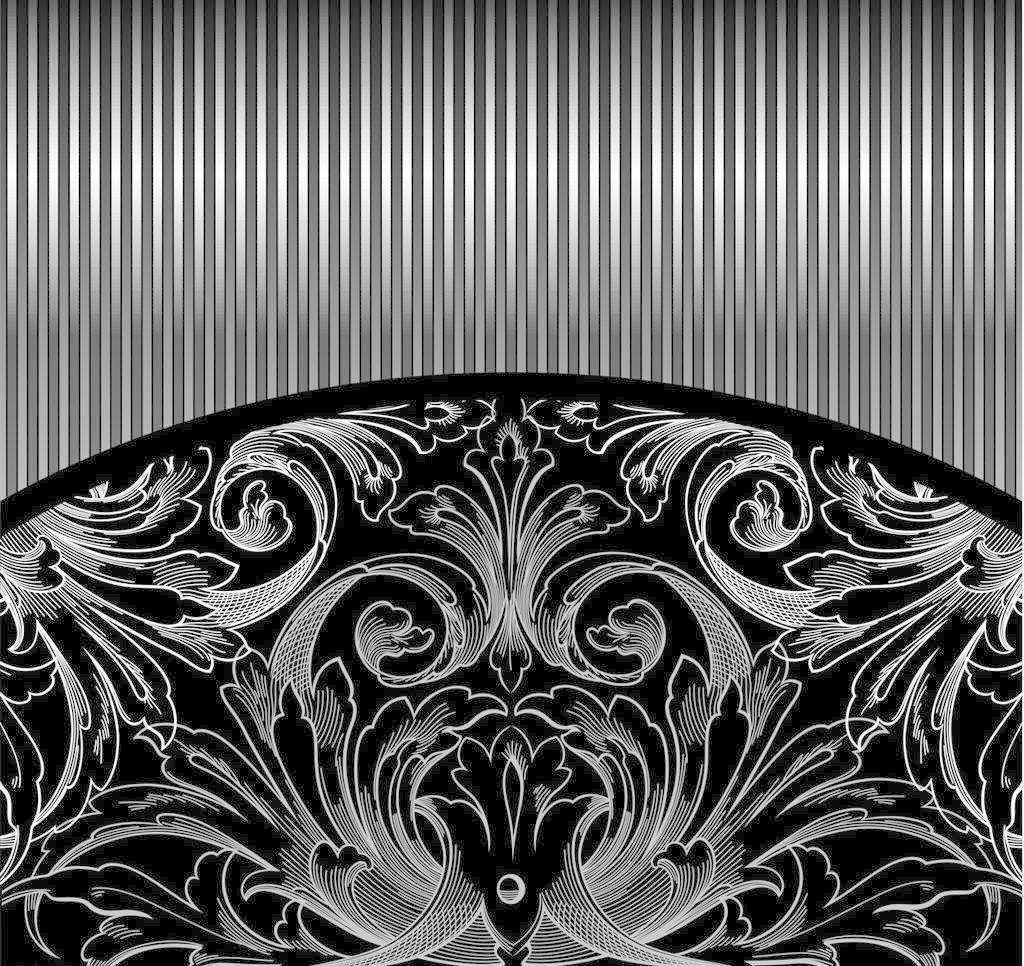欧式 花纹 花边 边框 华丽花纹