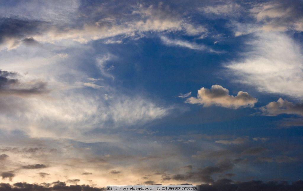 云彩 云 天空 风景 自然风景 自然景观 摄影 240dpi jpg