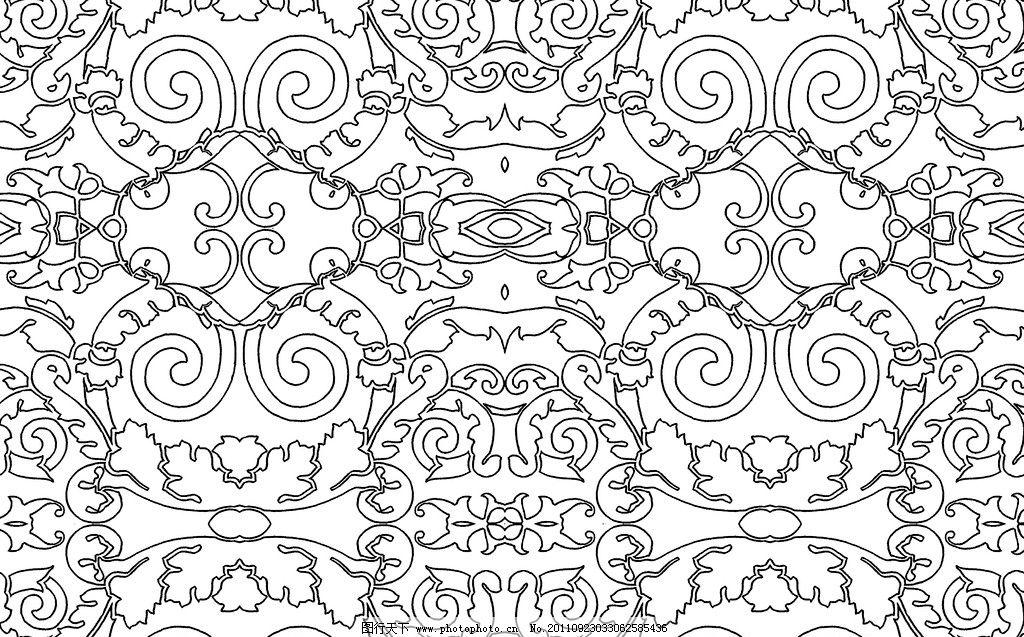 欧洲古典纹样图片图片