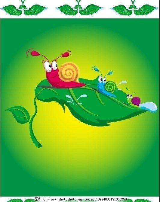 移门图案 花纹 花边 装饰 卡通小动物 移门花 广告设计 矢量 ai