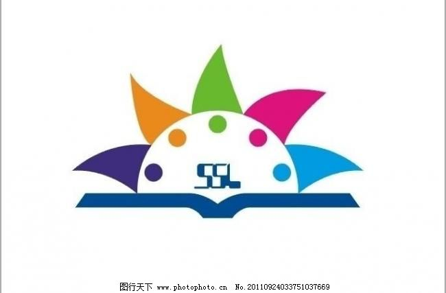 创意logo图片,标识标志图标 太阳标志 矢量-图行天下