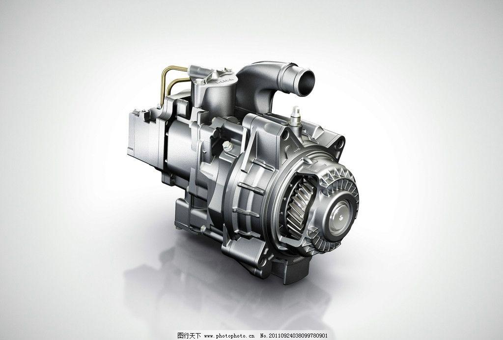 涡轮增压 变速箱 发动机 机械 零件 部件 benz 奔驰 奢侈 豪华 汽车