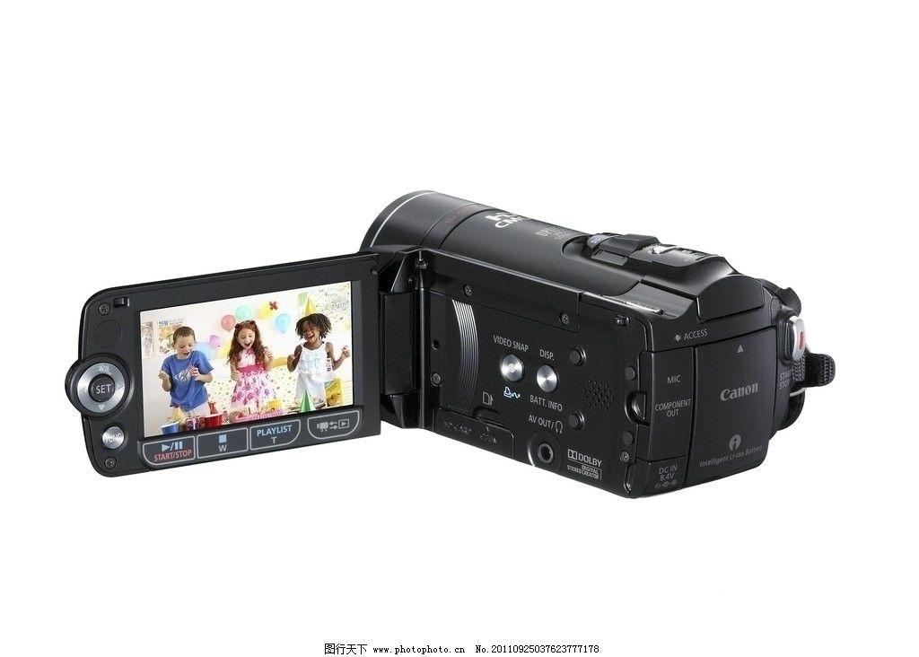 佳能 高清 数码 摄像机 便携式 数字高清 全功能配置 操作简易 丰富色彩 高清图像摄录 摄拍两用 摄影器材 DV数字视频 数码产品 日本品牌摄像机 照相机图集 数码家电 生活百科 摄影 96DPI JPG