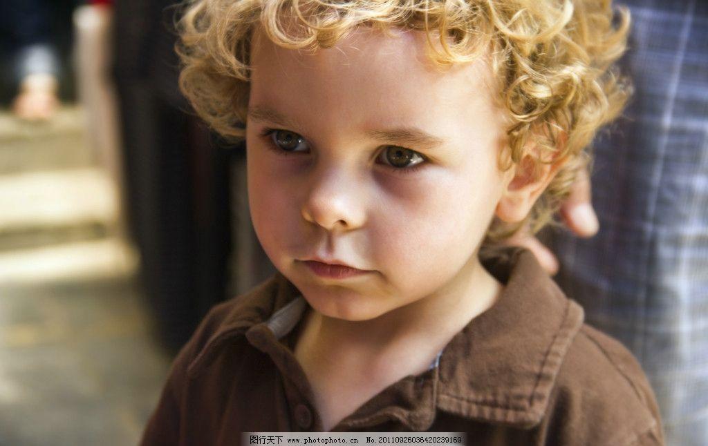 可爱的国外小孩图片