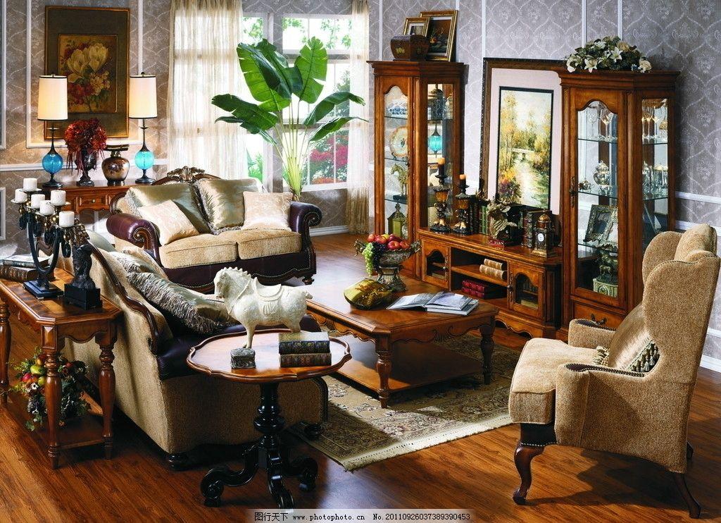 客厅家具 卧室 装饰 室内效果 室内摄影 沙发 单人沙发 三人沙发