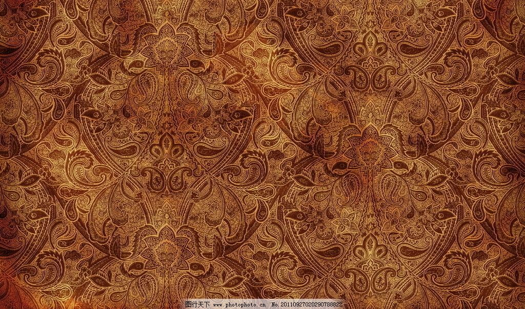 复古怀旧背景 旧纸张背景 污迹 羊皮纸 牛皮纸 欧式花纹 古典花纹