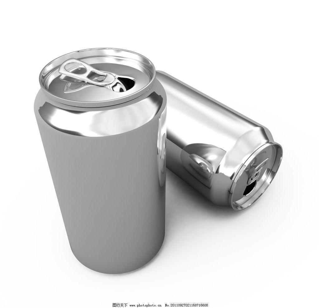 易拉罐 空啤酒罐 3d设计 3d设计 设计 300dpi jpg